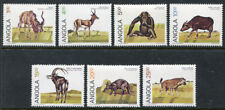 Angola 689-695 MNH Wild Animals Monkey x2108