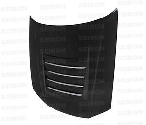 Seibon Carbon Fibre Bonnet - DS Style - fits Nissan Skyline R34 GTT 1999 - 2001
