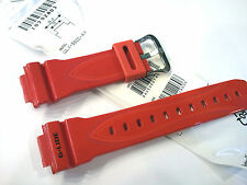Genuine Casio Replacement Band G SHOCK GLIDE RED GLX5600 GLX5600-4 NEW