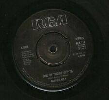 "BUCKS FIZZ one of those nights 7"" WS EX/ uk RCA 114"