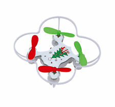 Virhuck Mini RC Nano Drone 2.4GHz 4.5CH 6AXIS LED Headless Quadcopter Helicopter