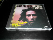 BOB MARLEY - NATURAL MYSTIC CD