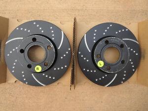 EBC Brakes USR7180 USR Series Sport Slotted Rotor