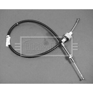 Clutch Cable fits FORD ESCORT Mk2 2.0 76 to 80 NE B&B 6055426 Quality Guaranteed