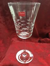 NEW FLAWLESS Exquisite BACCARAT France Art Glass Lola Crystal WINE GLASS GOBLET