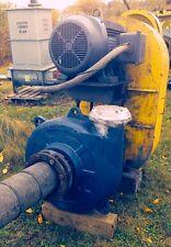 Krebs Vertical Millmax Slurry Pump Model MM200 B42U with 100 HP Motor, 8X6X20