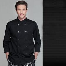 Men's chef clothing hotel western-style food chef uniform Apparel jacket