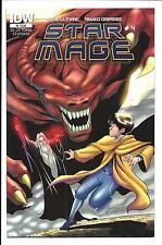 STAR MAGE # 4 (IDW, 1st PRINT, DE LA TORRE/CESPEDES, JULY 2014), NM NEW