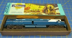 Athearn HO Scale 4283 Two Motors GM Demo DD40 Diesel Locomotive Engine