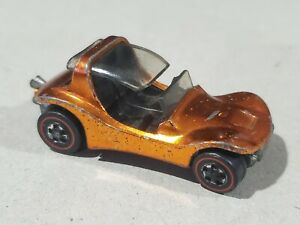 Hot Wheels Redline All original 1970 US Orange Sand Crab Extremely HTF