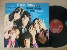 Rolling Stones – Through The Past, Darkly  PAX  ISRAEL 1969  LP  Vinyl  m-   #2