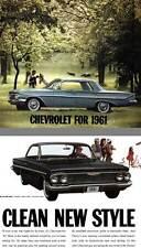 Chevrolet 1961 - Chevrolet for 1961