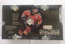 2000-01 Upper Deck Black Diamond Factory Sealed NHL Hockey Hobby Box