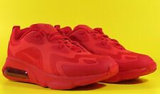 Nike Air Max 200 Men's University Red Running Shoes Size 11 CU4878-600
