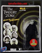 Twilight Zone SDCC Exclusive Willie Retro Action Figure MOC Bif Bang Pow 2010