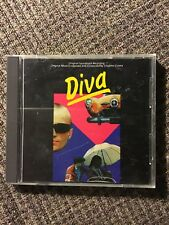 """DIVA"" RARE 1981 CD SOUNDTRACK, RYKO LABEL, JAPAN PRINT, OOP RARE"