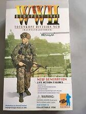 Dragon Wehrmacht Grenadier Private Wolf 1/6 HERMAN TOTENKOPF DIVISION NCO GI JOE
