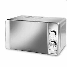 Goodmans Stainless Steel Microwave- 700W- 17L Capacity