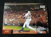 H94 2020 Topps Stadium Club Chrome Yordan Alvarez Rookie Card Houston Astros
