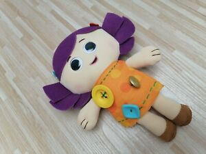 Toy Story3 Thinkway Collection Signature Bonnie Toy Rare Dolly Plush Doll