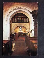 RP Vintage Postcard - Surrey #23 - St Nicholas In Compton, Nr Guildford