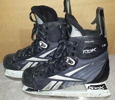 Used Reebok FitLite 3K Hockey Skates Proformance Blades Sz 5 (shoes 6.5)