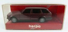BMW 325 i Touring dunkelrot Herpa 3063 1:87 H0 in OVP [BA24-C6]