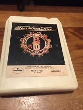 Bachman- Turner Overdrive / Four Wheel Drive 1975 Phonogram / 8 Track Tape