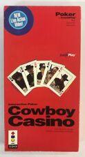 Panasonic 3DO INTERACTIVE POKER COWBOY CASINO USA