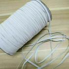 """CLEARANCE 340 yards 1/8"""" Face Mask Cover Elastic Cord String Band Loop Sewing"""