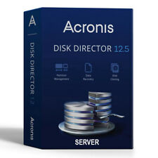 Acronis Disk Director 12.5 Server [2020] + BOOT CD  ISO ✔️ ᒪifetime Κey
