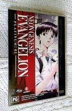 NEON GENESIS – EVANGELION-PLATINUM: 01 – DVD, R-4, LIKE NEW, FREE POST AUS-WIDE