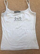 Dolce And Gabbana Ladies Vest Top - Size Medium