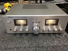 Vintage Sony TA-F5A stereo amp.Free shipping.