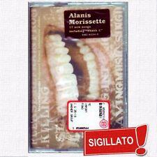 "ALANIS MORISSETTE ""SUPPOSED FORMER INFATUATION"" MUSICASSETTA SIGILLATA - MC - K7"