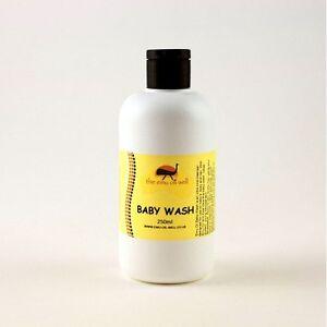 Natürlich Baby Waschen mit Emu Öl 250ml Weich & Beruhigende Trockene Haut