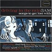 Driving in the Rain 3 Am: Songs to Get Lost With - Various Artists Audio CD