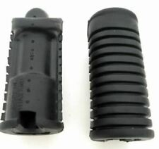 Front foot peg rest rubbers for Honda C50 C70 C90 C100 C102 CM90 Chaly Dax Trail