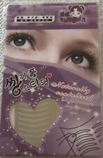 288 pairs Invisable Single Side Fiber Double Eyelid Tape Stickers
