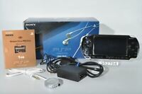 Very good SONY PSP-1000 PSP 1000 Black Playstation portable DHL 1GB 362794