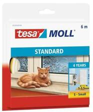 Tesamoll Standard I-profil Joint en Mousse 9 mm x 6 M Blanc
