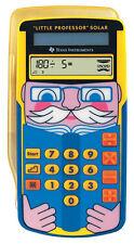 Texas Instruments Ti  Little Professor Solar Mathe Lernspielzeug NEU OVP