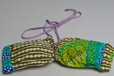 POLO BY RALPH LAUREN, Size Small, Multi-Color Bandeau Halter Bikini Top, NWOT