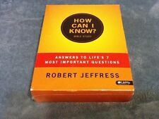 New How Can I Know Leader Kit Bible Study DVD Robert Jeffress