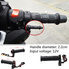 Electric Hand Handle Modified Heating Handle Grip For 22MM Motorcycle Handlebars