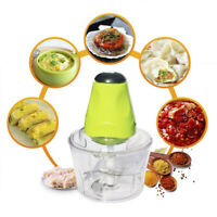 Electric Meat Mincer Chopper Food Processor Hand Mixer Meat Grinder EU Plug SN
