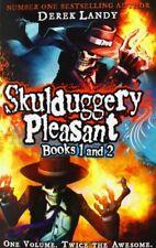 Skulduggery Pleasant 1 & 2: Two Books in One By Derek Landy