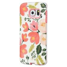 Sonix Hardshell Case Protector Cover for Samsung Galaxy S6 Edge - Botanical Rose