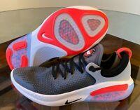 Nike Joyride Run FK Flyknit Dark Grey Bright Crimson Red AQ2730-004 Men's Sizes