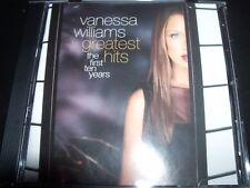 Vanessa Williams – Greatest Hits: The First Ten Years (Australia) CD – Like New